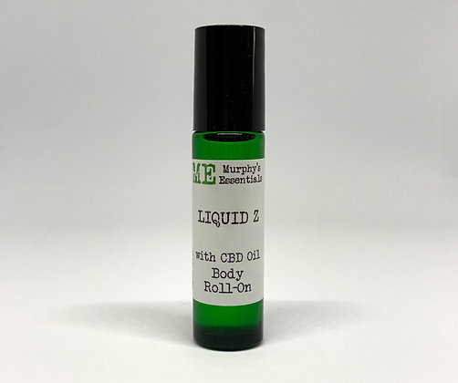 Liquid Z with CBD Oil