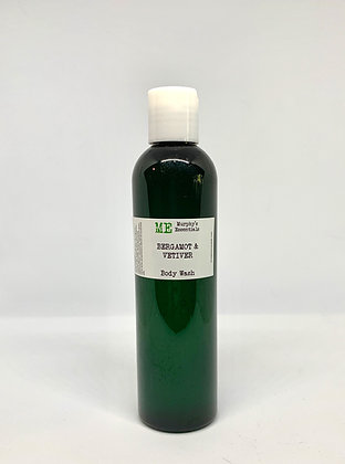 Bergamot & Vetiver Body Wash