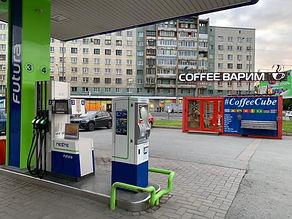 кофейня CoffeeCube ул. Шелгунова 19 к. 2 вкусный кофе