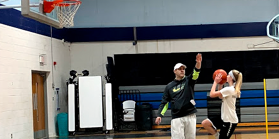 Saturday Morning 7th-12th Grade Game Shots/Competitive Shooting