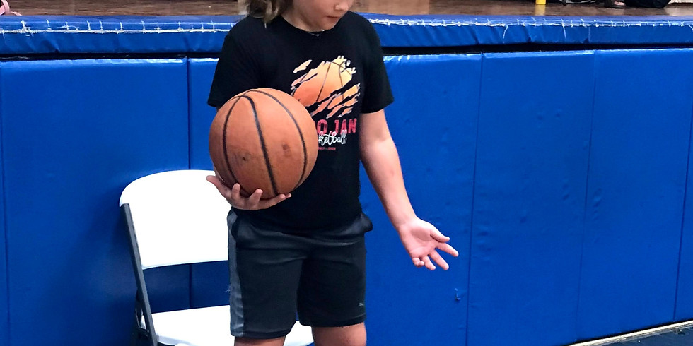 July 19th * 5th-8th Grade Girls Basketball Session