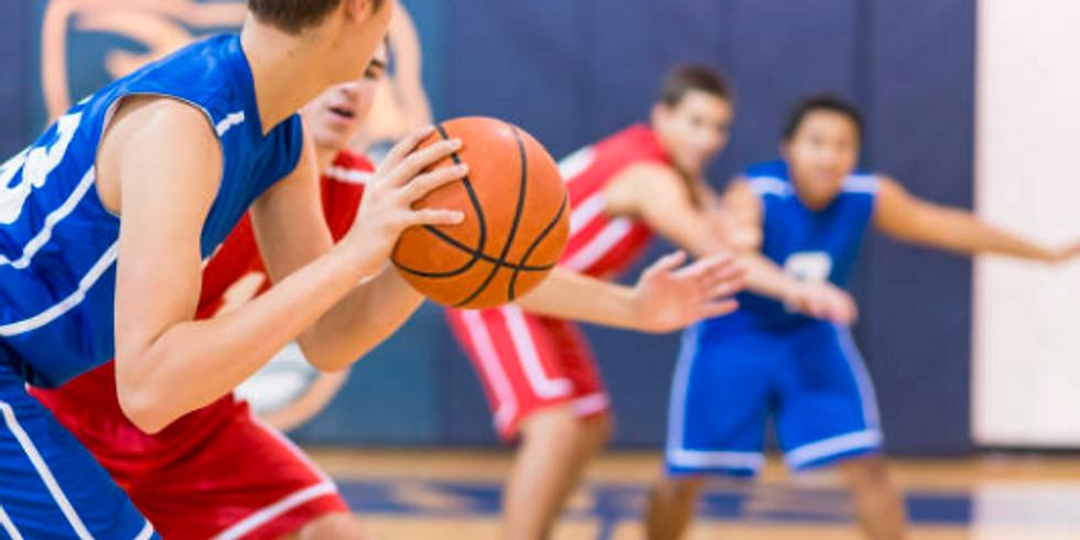 S.O.S. Basketball (7th-12th boys/girls)