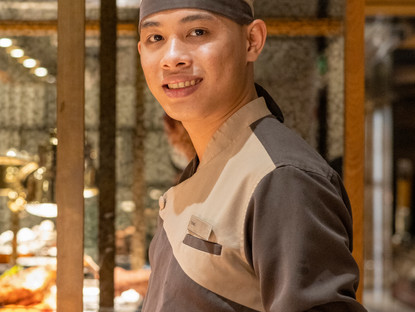 Meet STREETS Trainee - Tung
