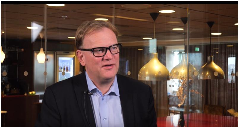 Lars Lindell CEO Acconeer