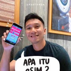 eSIM for iPhone 11 Pro Max with Smartfren