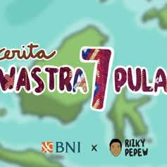 Cerita Wastra 7 Pulau