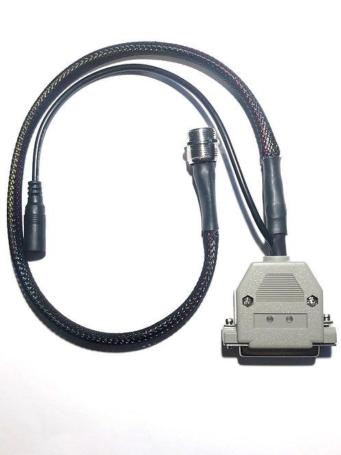 Scanmatik DSG Main Cable, TCU programming, PCMflash, module 58, CreativeOBD