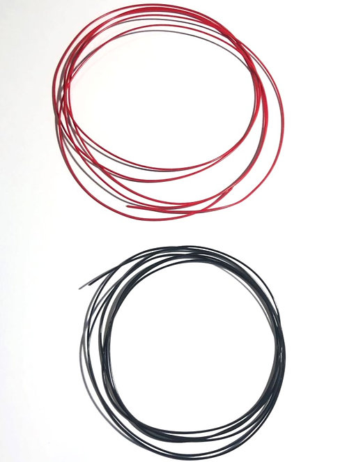 Wire 30 AWG (1M Red & 1M Black), Boot mode