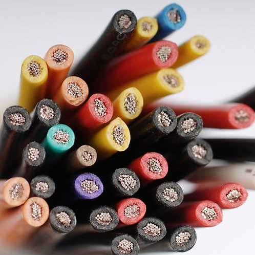 Tri-Rated Cable, 22 AWG