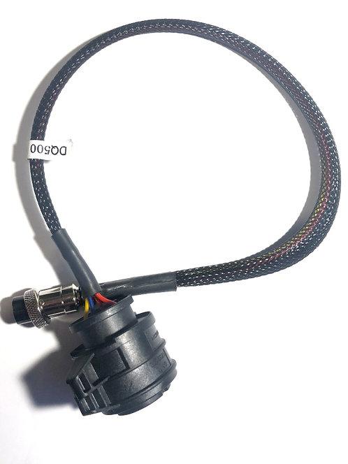 DSG DQ500 cable, CreativeOBD, TCU remapping, gearbox, VAG DSG
