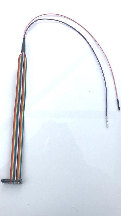 COBD - K-TAG – Infineon Tricore PCR2.1 SSM Cable (144300T111)