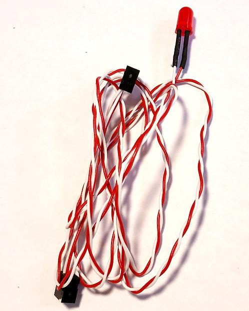 LED Wired 5mm, CreativeOBD