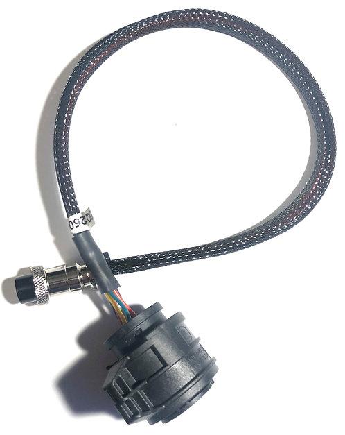 DSG DQ250 cable, CreativeOBD, TCU remapping, gearbox, VAG DSG