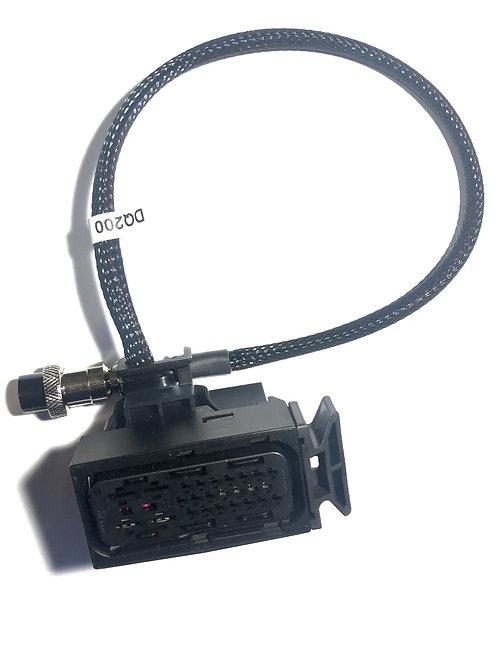 DSG DQ200 cable, CreativeOBD, TCU remapping