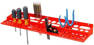Tool Storage rack, Wall mount Tool rack, CreativeOBD