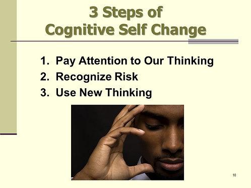 Cognitive SelfChange