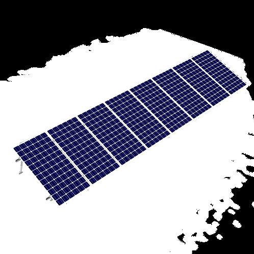 Kit Next Rail para 8 paneles (60/72) 15 a 30°