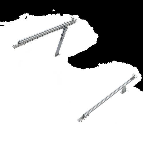 Kit Next Rail Para +1 Panel (60/72) 15 a 30°