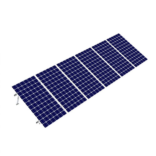 Kit Next Rail para 6 paneles (60/72) 15 a 30°