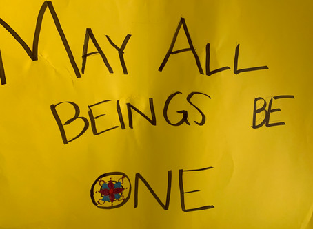 May All Beings Be One