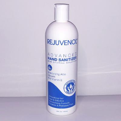 Rejuvenol Advanced Hand Sanitizer 16oz