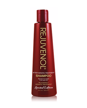 10oz Rejuvenol Keratin After Treatment Shampoo