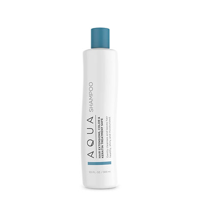 Aqua Hair Extenion Shampoo10oz