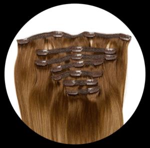 """Aqua 20"""" Aqua Clip In Hair"""