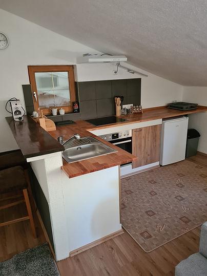 Haus Monika, Küche