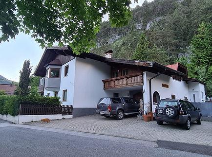 Haus Monika Außenansicht Ferienwohnung