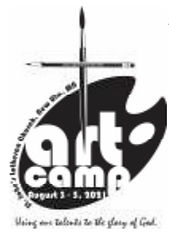 St. Johns Luthern Church Art Camp and Vacation Bible School