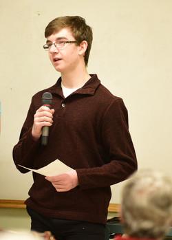 Teen speaker 3
