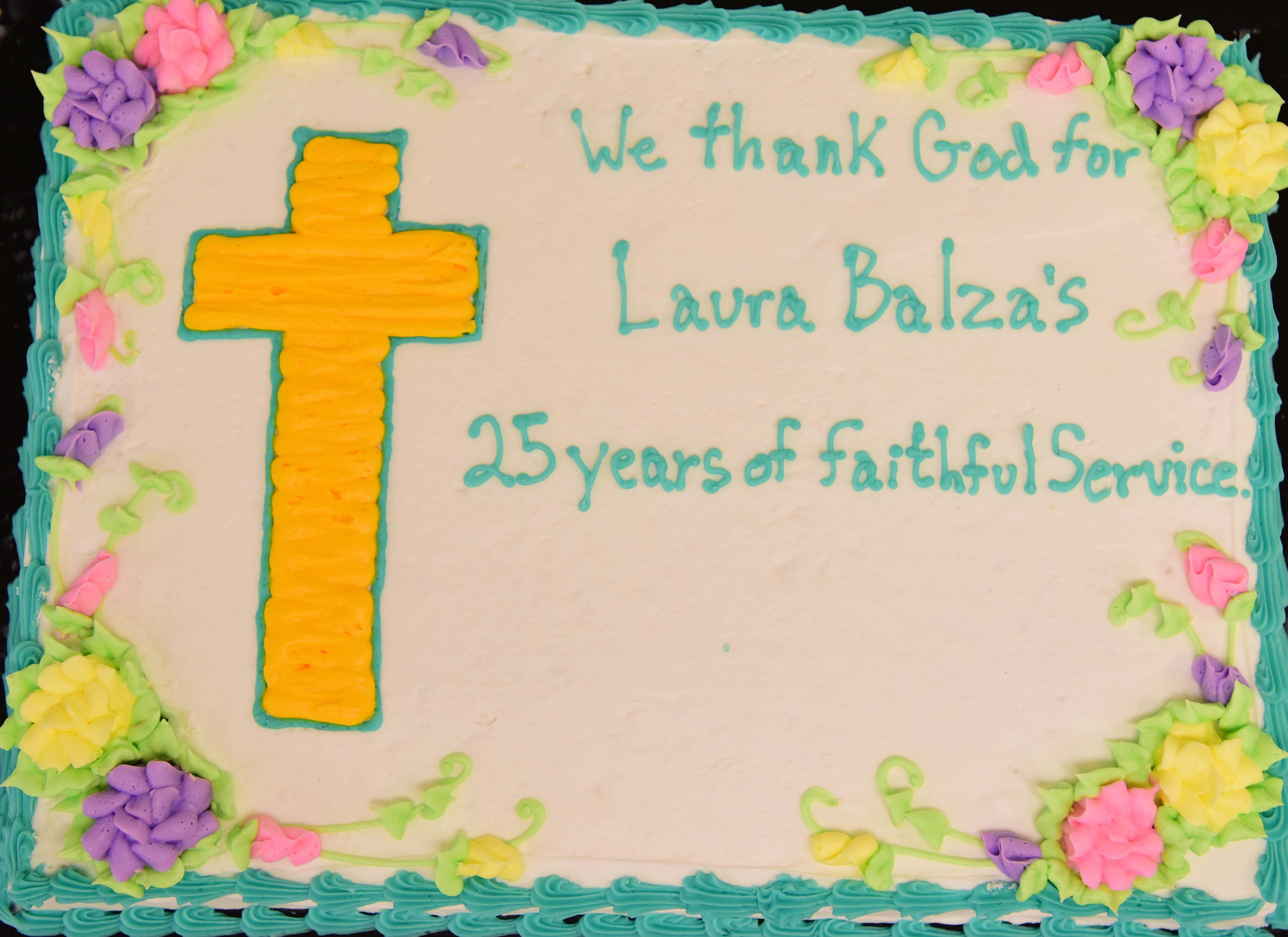 Laura Cake
