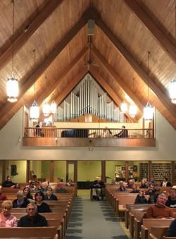 Organ 25th Anniversary Recital