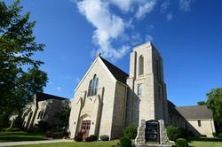 SJ church front