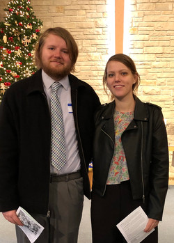 Christian and Sasha Kuether
