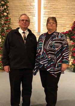 Rickey and Margaret Meyer