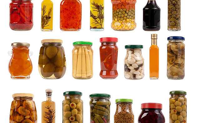 #Amish homemade pickles,aparagus,baby beets,califlower,garlic,peppers,mushrooms,beans, bread & Butter pickles