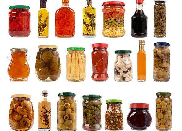 Производство продуктов питания и их продажа | финансовая модель бизнес плана