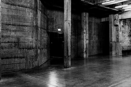 Brutalist Architecture | Minimalism | Black and White Photographs | Tate Modern #25