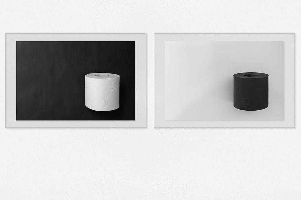 Panoptic x Toilet Paper - White