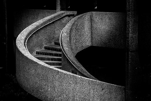 Brutalist London | Minimalism | Geometry | Barbican London #13