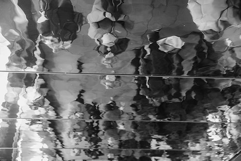 Black and White Photographs | Abstract Art | Mirrors | London Mirrors #13
