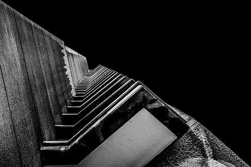 Brutalist London | Minimalism | Geometry | Barbican London #32