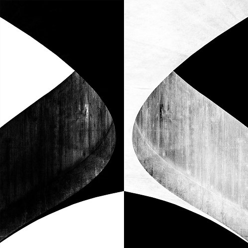 Abstract Geometry | Minimalism | Brutalist Elements | Hypnosis #17