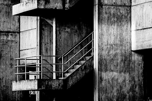 Brutalist Architecture | Minimalism | Geometry | Brunel Lecture Centre #18