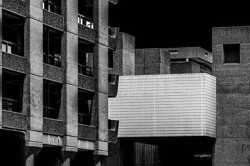 Brutalist London | Minimalism | Geometry | Barbican London #08