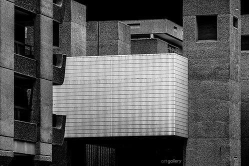 Brutalist London | Minimalism | Geometry | Barbican London #07