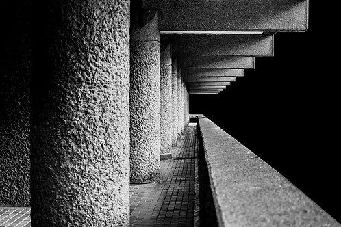 Brutalist London | Minimalism | Geometry | Barbican London #09