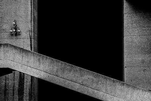 Brutalist London   Minimalism   Geometry   Barbican London #01